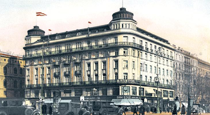 History Bristol Vienna