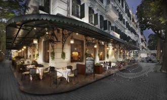 Metropole Hanoi: bunker discovered