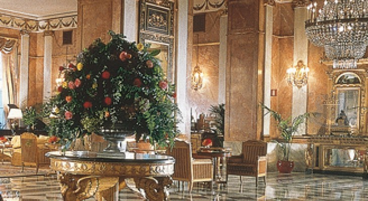 Present The Westin Excelsior, Rome