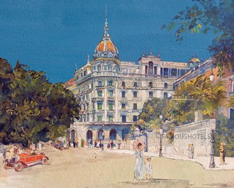 History The Westin Excelsior, Rome