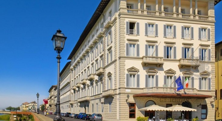 Present Grand Hotel (Florence)