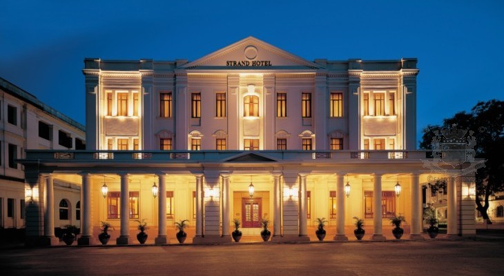 Present Strand Hotel