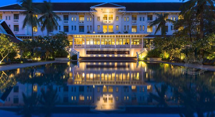 Present Grand Hotel d'Angkor