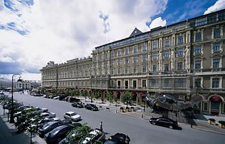 History Grand Hotel Europe