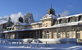 History Waldhaus Flims
