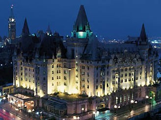 History Chateau Laurier