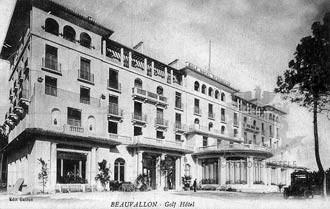 History Le Beauvallon