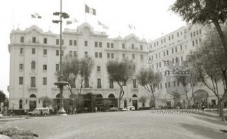 History Grand Hotel Bolivar
