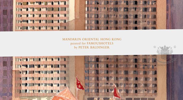 History Mandarin Oriental Hong Kong