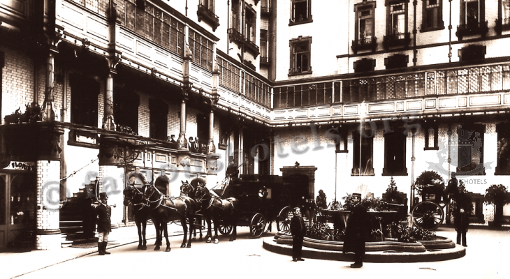 Snippets from History: The Savoy London