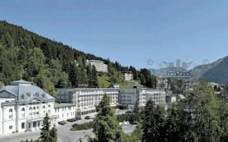 Present Grand Hotel Belvedere