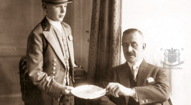 Writers at Hotels: Thomas Mann
