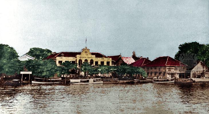 History The Mandarin Oriental Bangkok