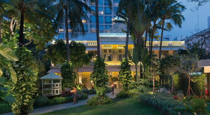 Present The Mandarin Oriental Bangkok