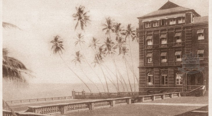 Present Galle Face