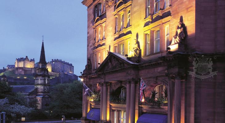 Present Caledonian Hotel