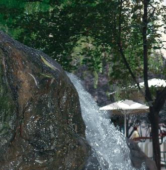 Xian: People's Grand Hotel Gardens