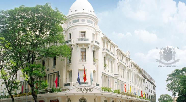 Present Grand Hotel Saigon