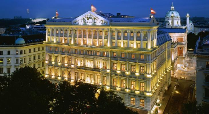 Present Imperial Vienna
