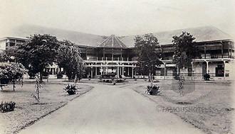 History Sofitel Centara (Railway Hotel) Hua Hin