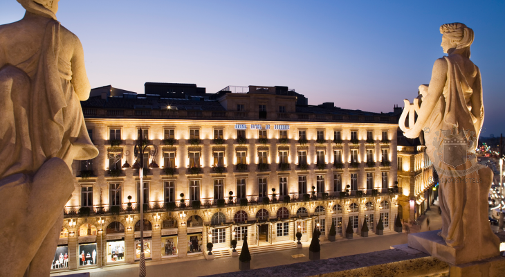 InterContinental Hotels: the Story