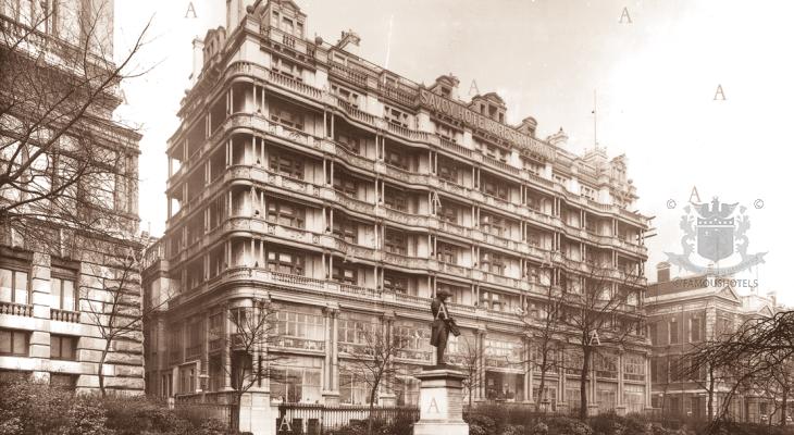 History The Savoy