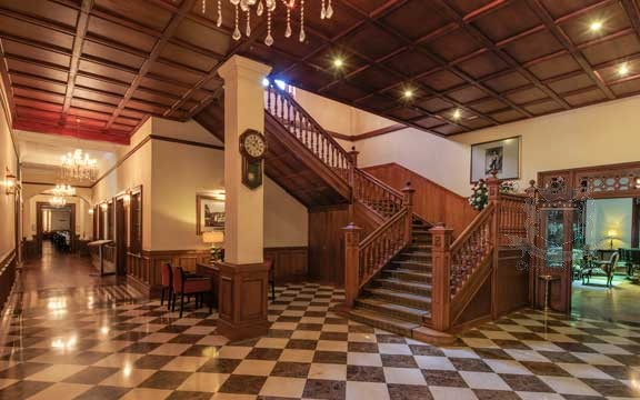 Present Grand Hotel Nuwara Eliya