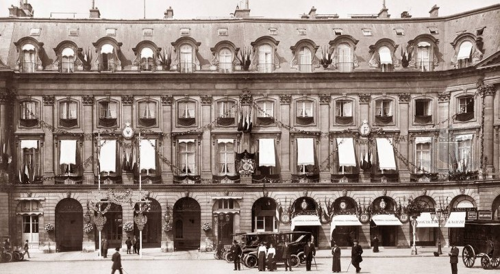 History Ritz Paris