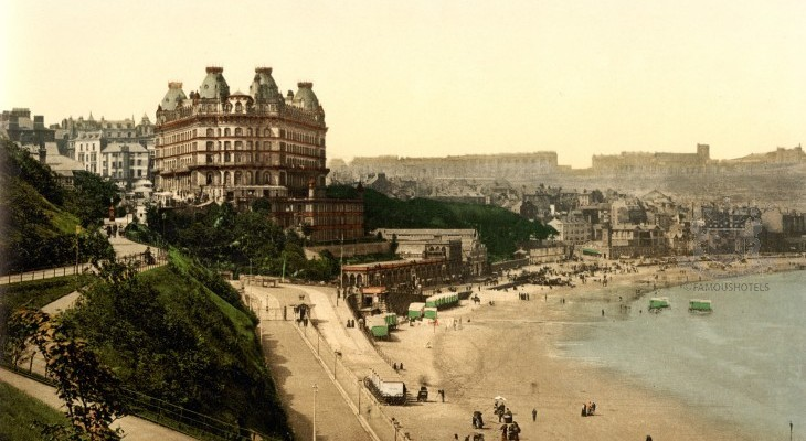 History Grand Hotel Scarborough