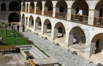 History Hotel Yukhary – Karavansaray, Sheki