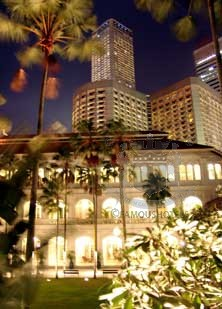 Present Raffles Hotel