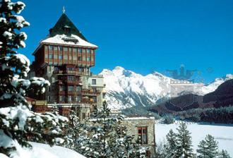 GM to Inherit St Moritz Hotel