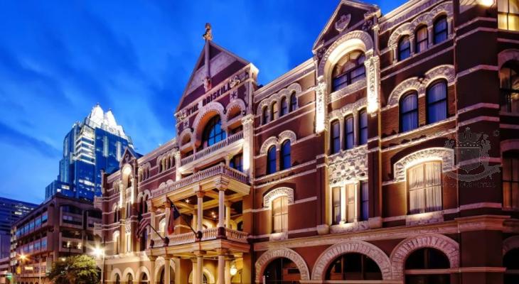The Driskill - Austin's oldest operating hotel