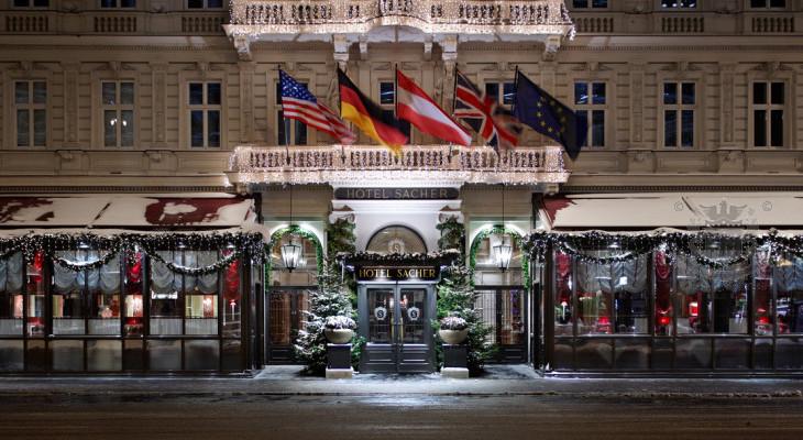Present Sacher Wien