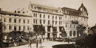 Grand Hotel Lviv (Lemberg)