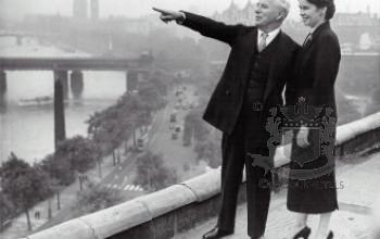 Charlie Chaplin: The Savoy London