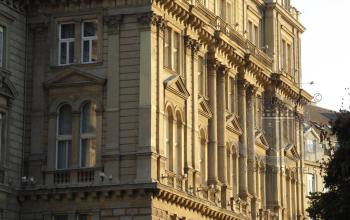 Stefan Zweig at Hotel Regina, Vienna
