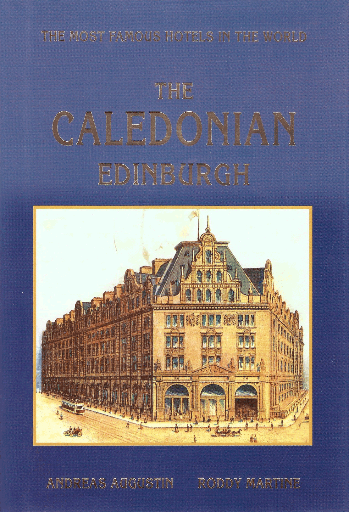 The Caledonian – Edinburgh, Scotland (English)