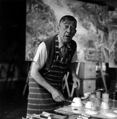 kokoschka at work