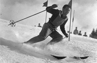 ski race arlberg famous hotels