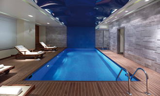 spa and pool pera palace by famoushotels